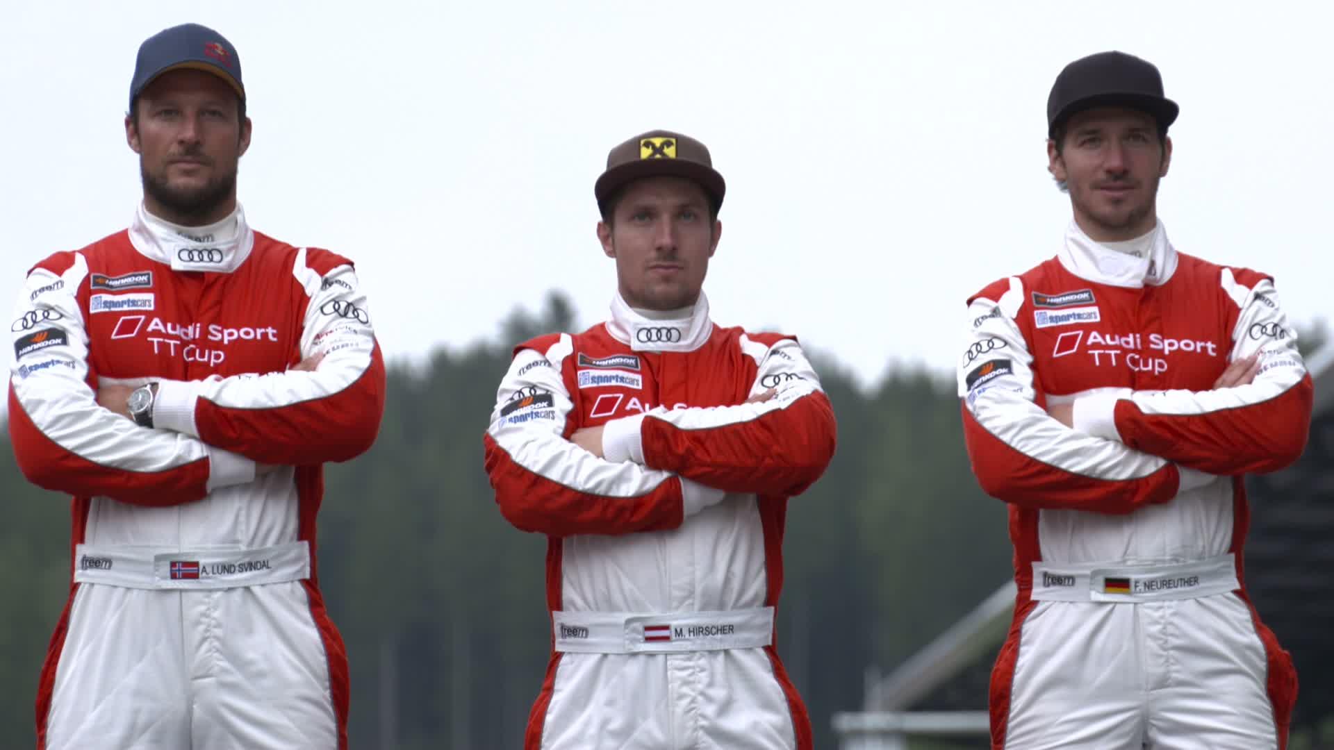 60 Seconds of Audi Sport 61/2015 – Audi Sport TT Cup, Spielberg, Preview