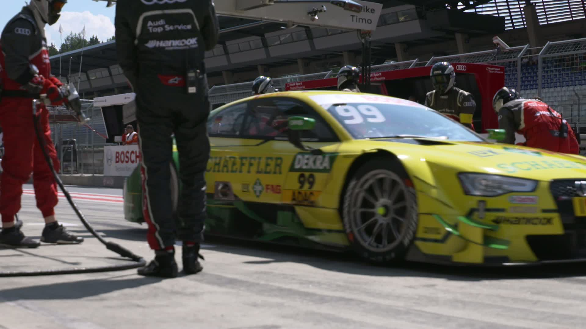 60 Seconds of Audi Sport 62/2015 – DTM Spielberg, Preview
