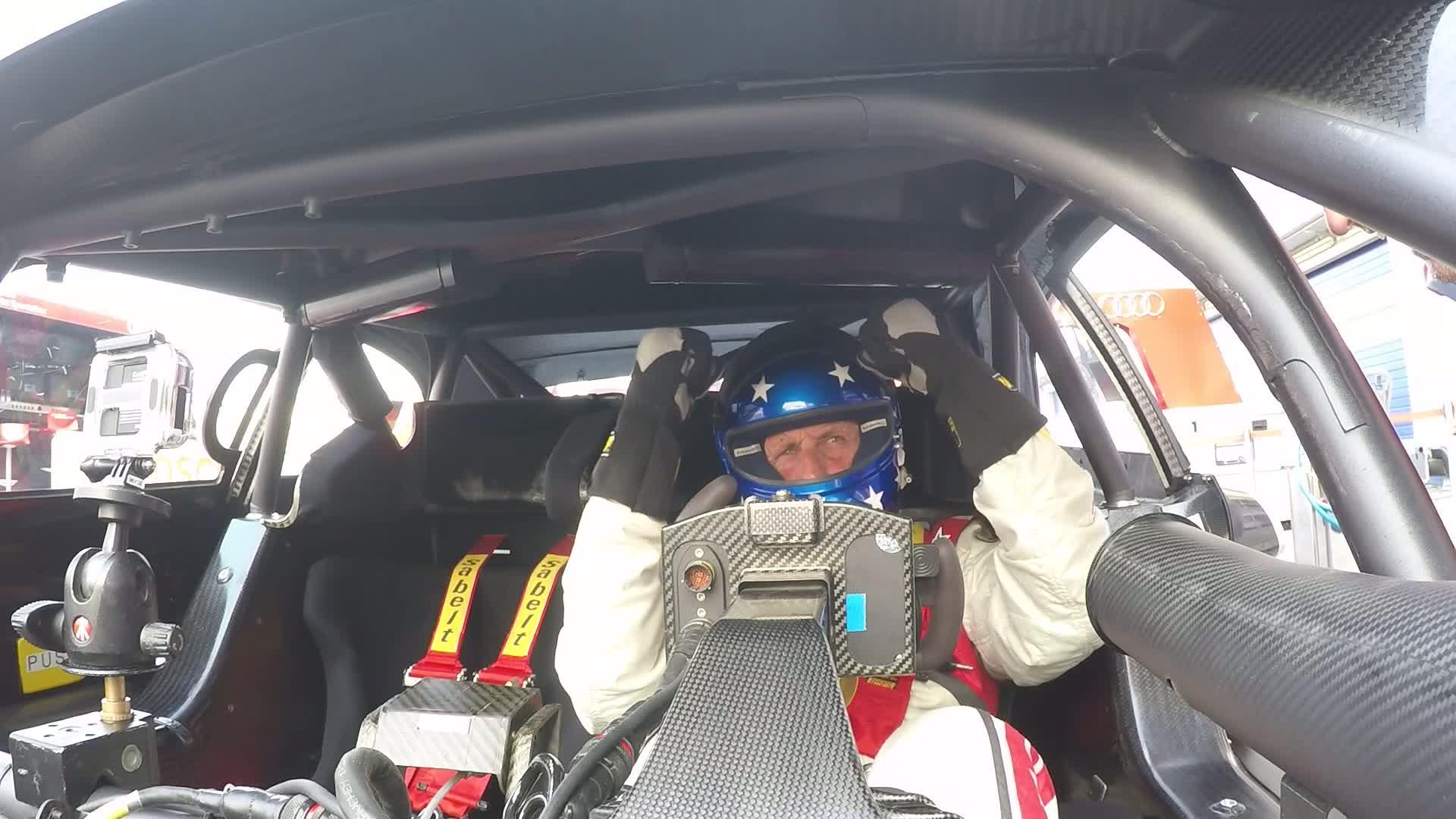 60 Seconds of Audi Sport 79/2015 - DTM, Hans-Joachim Stuck
