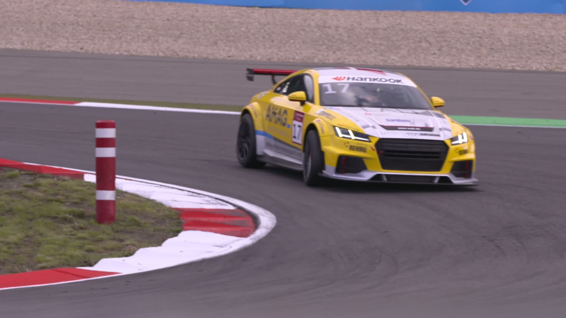 60 Seconds of Audi Sport 83/2015 - TT Cup Nürburgring, Preview