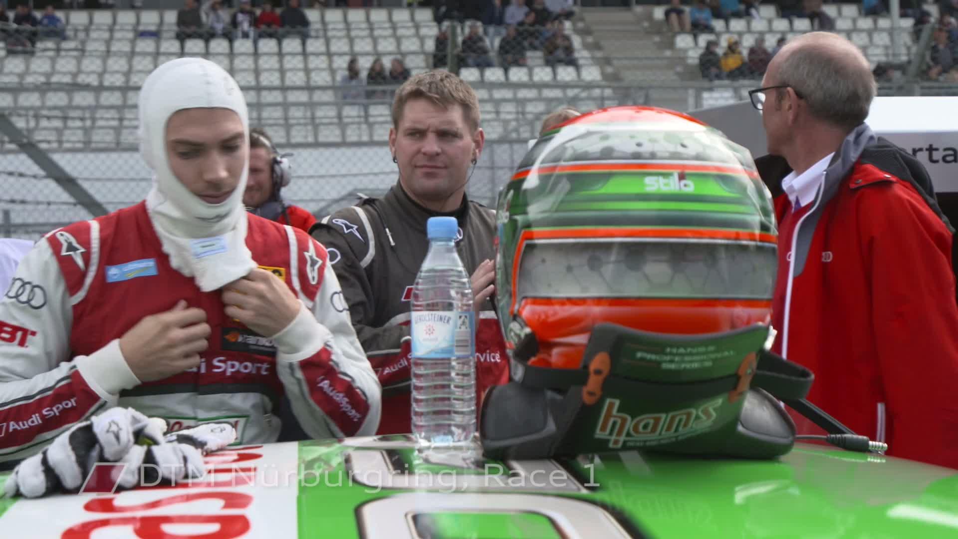 60 Seconds of Audi Sport 85/2015 - DTM Nürburgring, Race 1