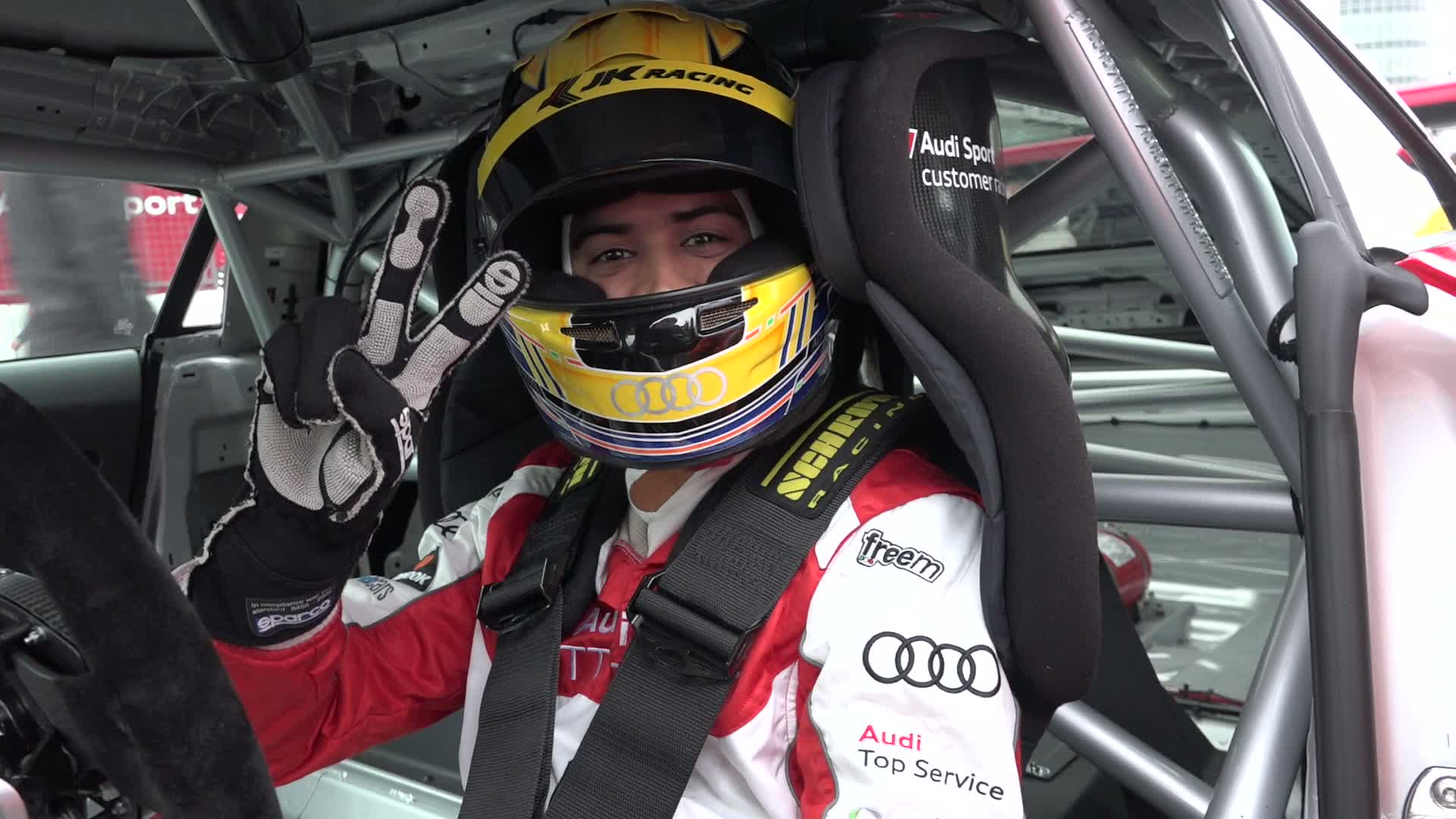 60 Seconds of Audi Sport 86/2015 - TT Cup Nürburgring, Race 1
