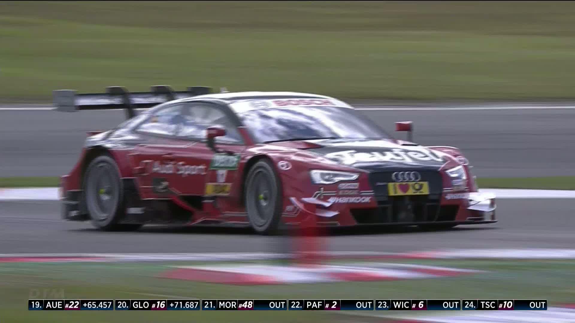 60 Seconds of Audi Sport 89/2015 - DTM Nürburgring, Race 2