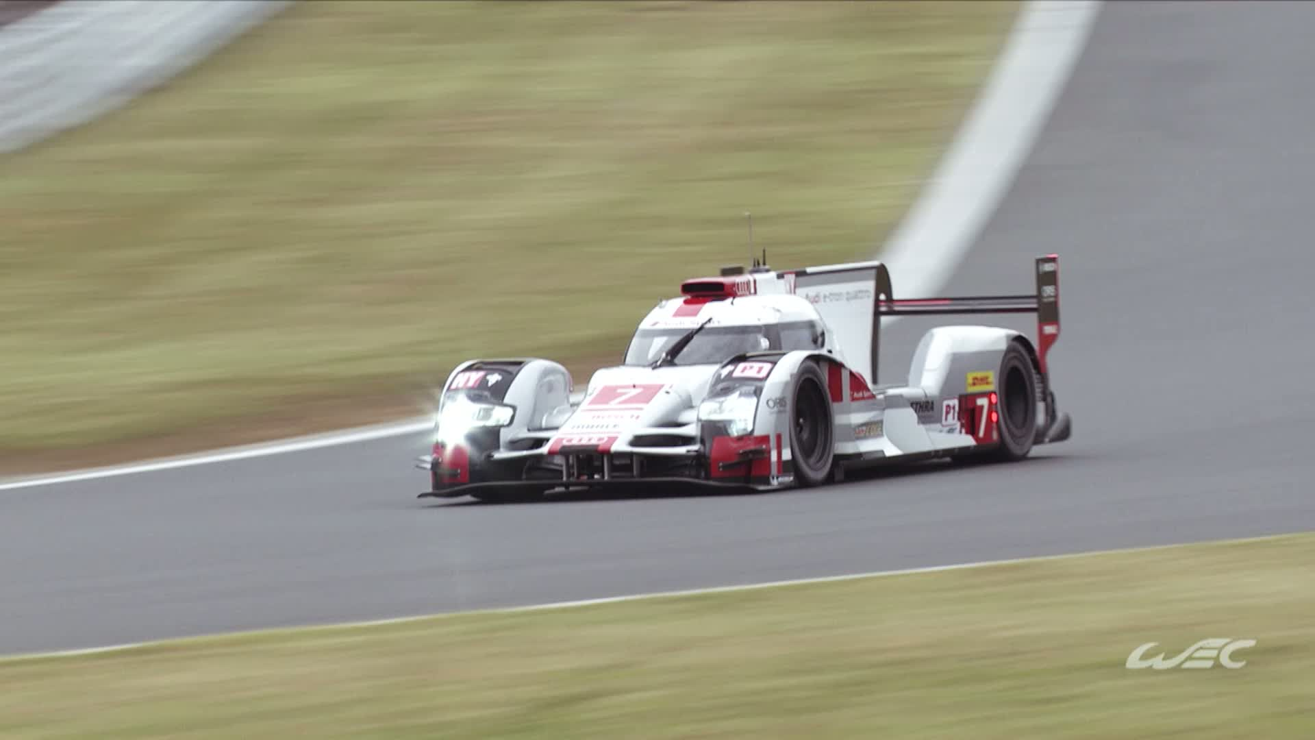 60 Seconds of Audi Sport 91/2015 - WEC Fuji, Qualifying