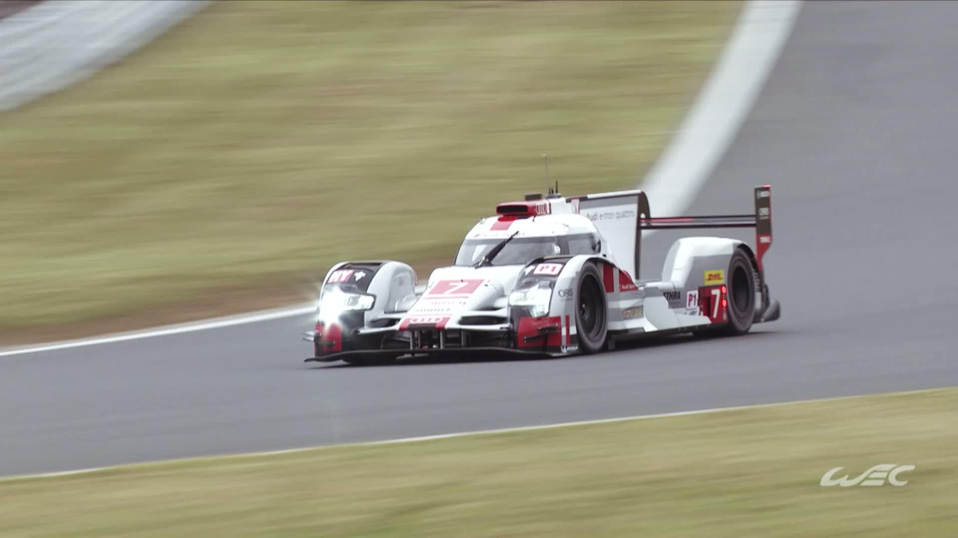 60 Seconds of Audi Sport 91/2015 - WEC Fuji, Qualifying