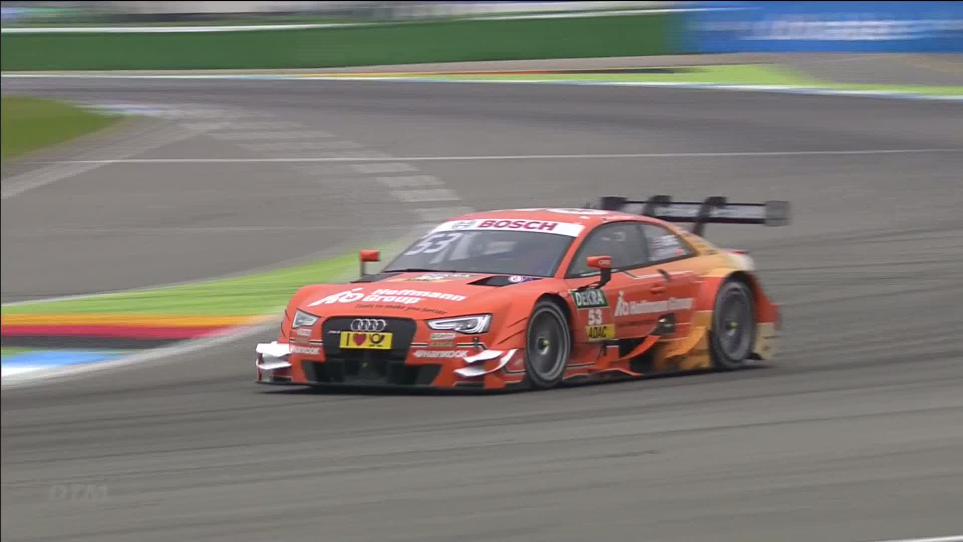 60 Seconds of Audi Sport 97/2015 - DTM Hockenheim, Race 2