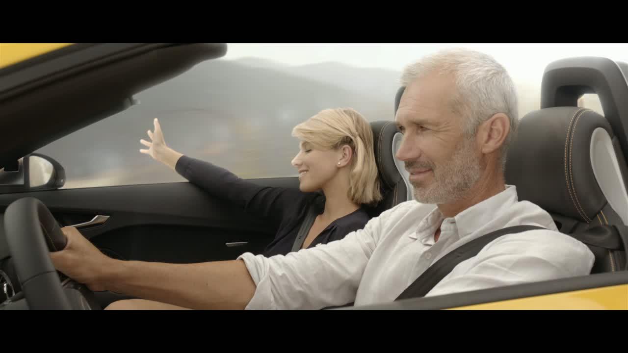 Löst jedes Beziehungsproblem - Der Audi TTS Roadster