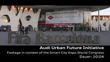Audi Urban Future Initiative - Footage