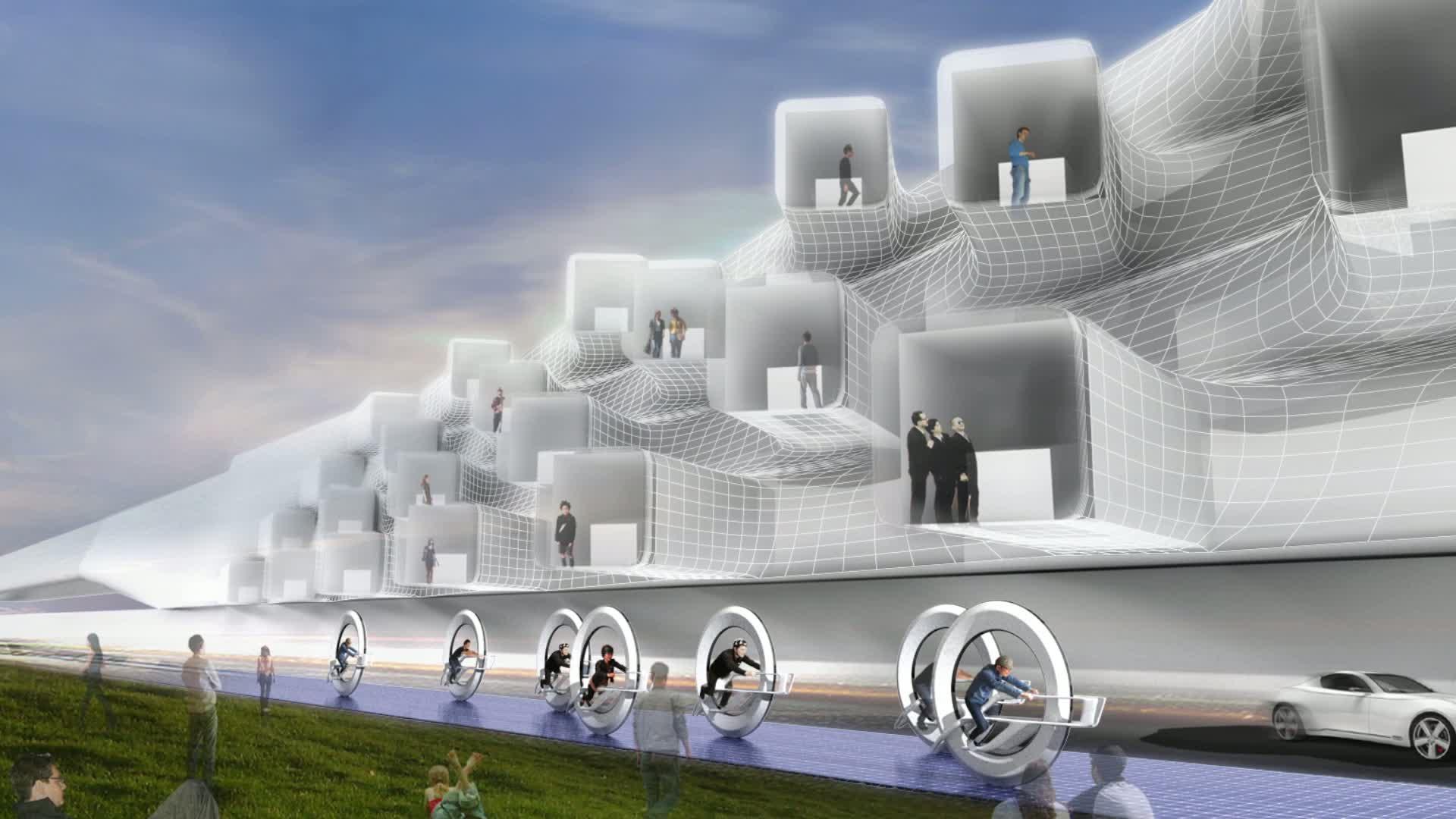 Audi sucht Lösungen für die urbane Mobilität von morgen