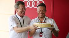 60 Seconds of Audi Sport 102/2015 - WEC Bahrain, Happy Birthday André