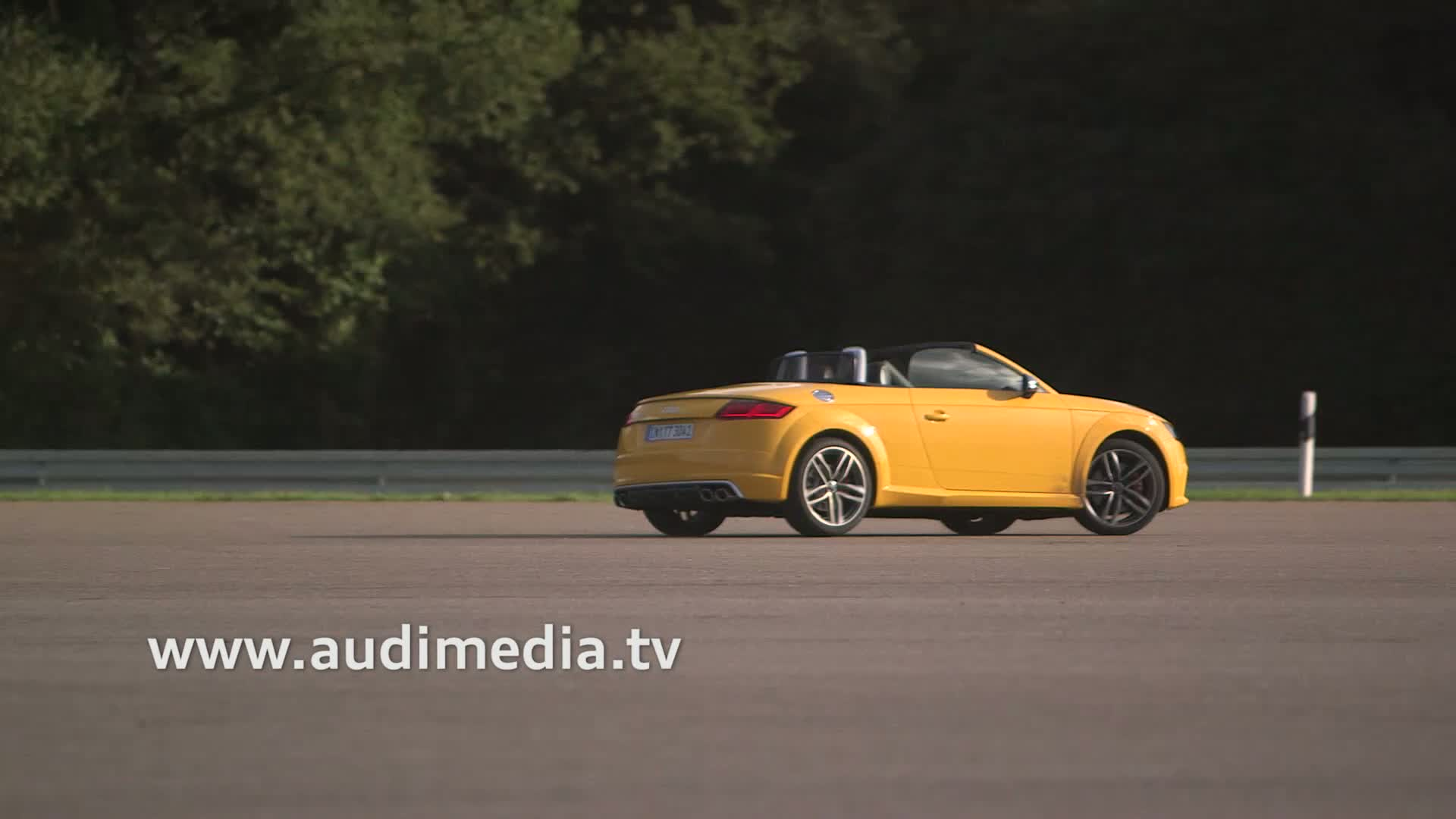 Exklusiver Fahrbericht: Der neue Audi TTS Roadster - Teaser