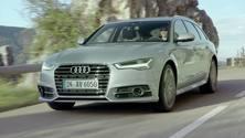 Der neue Audi A6 Avant ultra