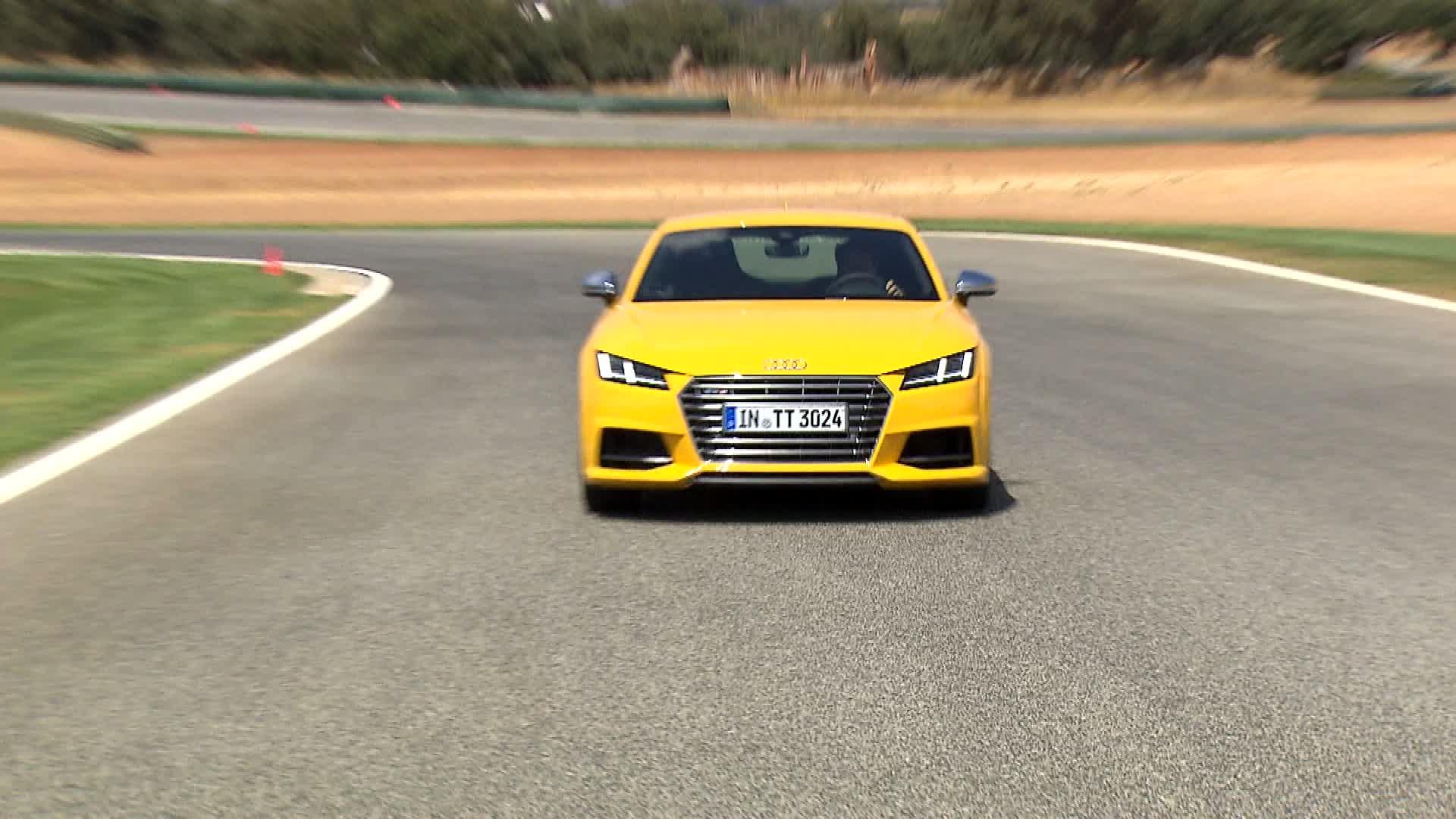 Audi TT Coupé und Audi TTS Coupé