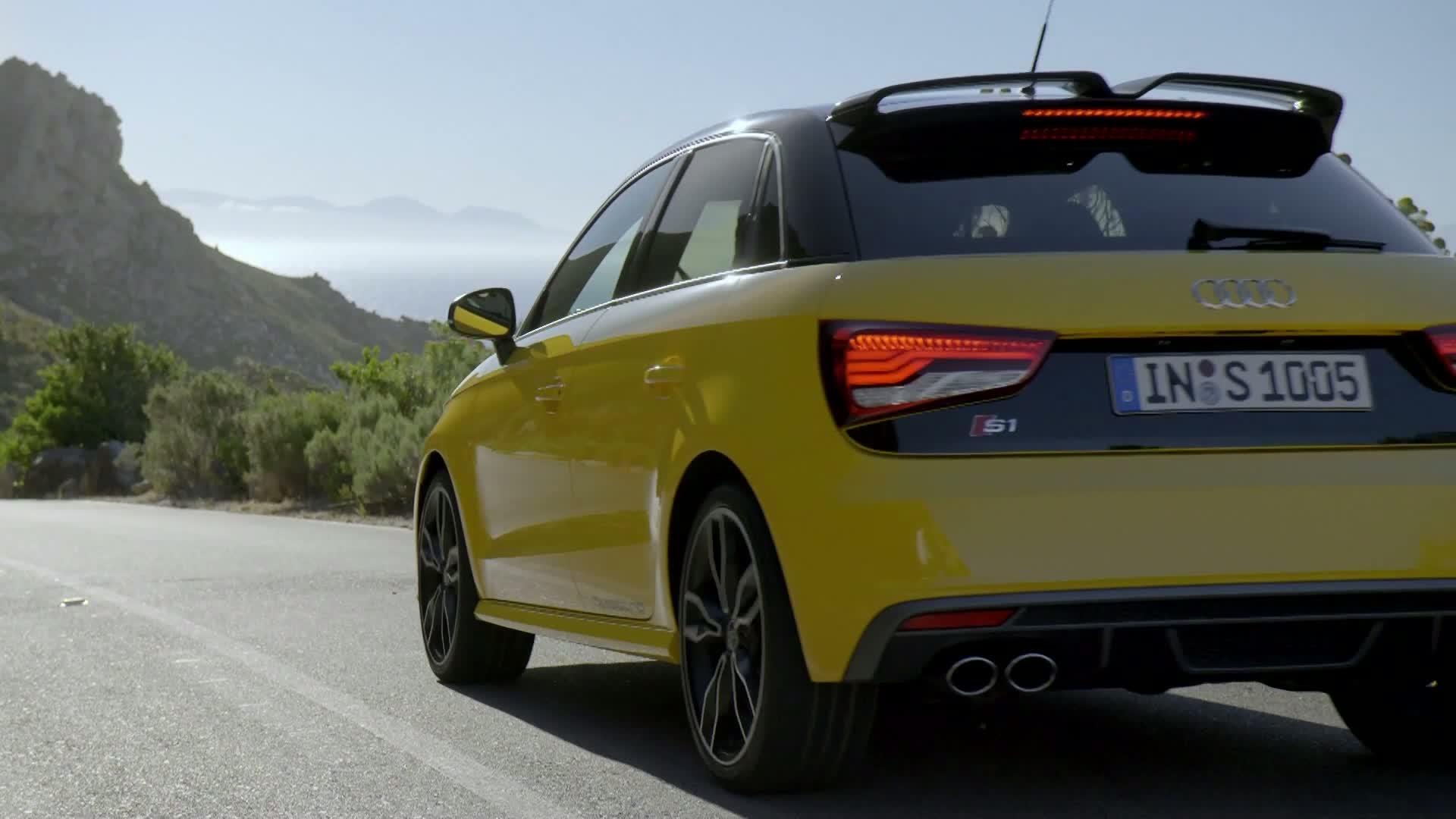 Der Audi S1