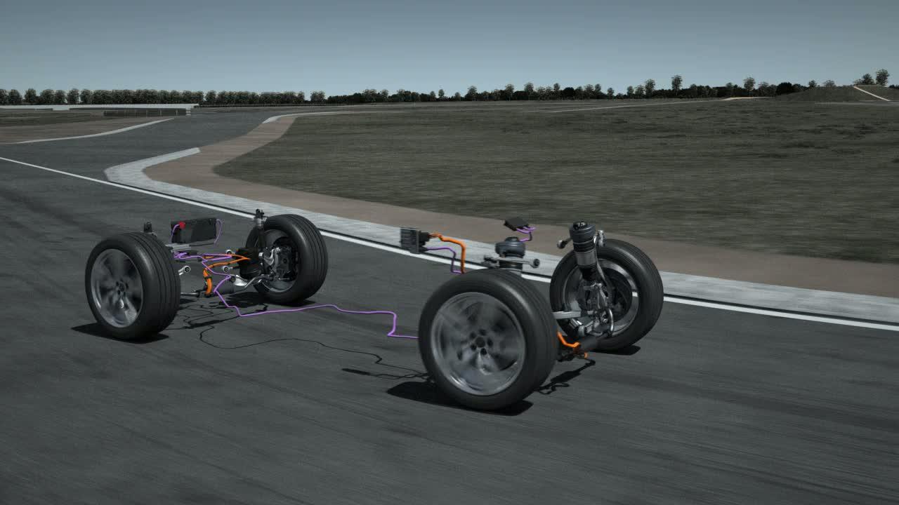 Das 48-Volt-Bordnetz mit eAWS - Animation