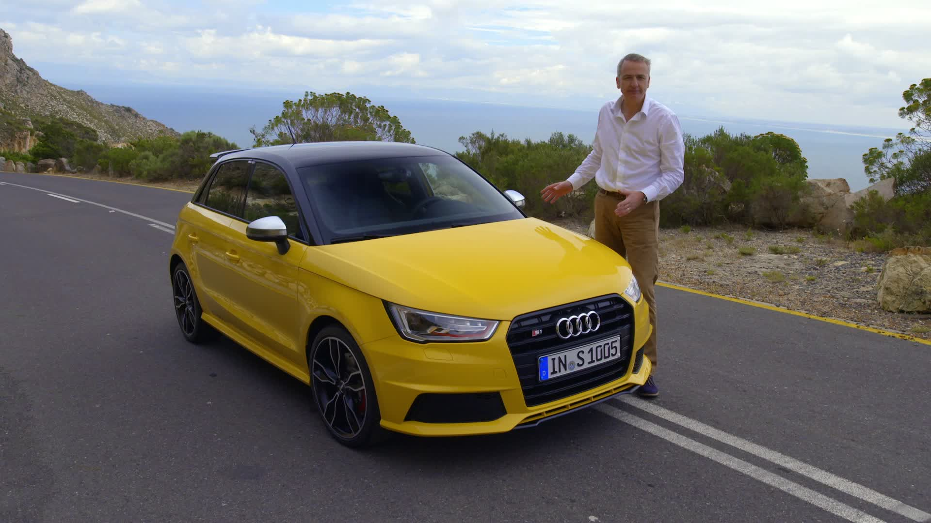Audi S1 Sportback - Weltpremiere 2014