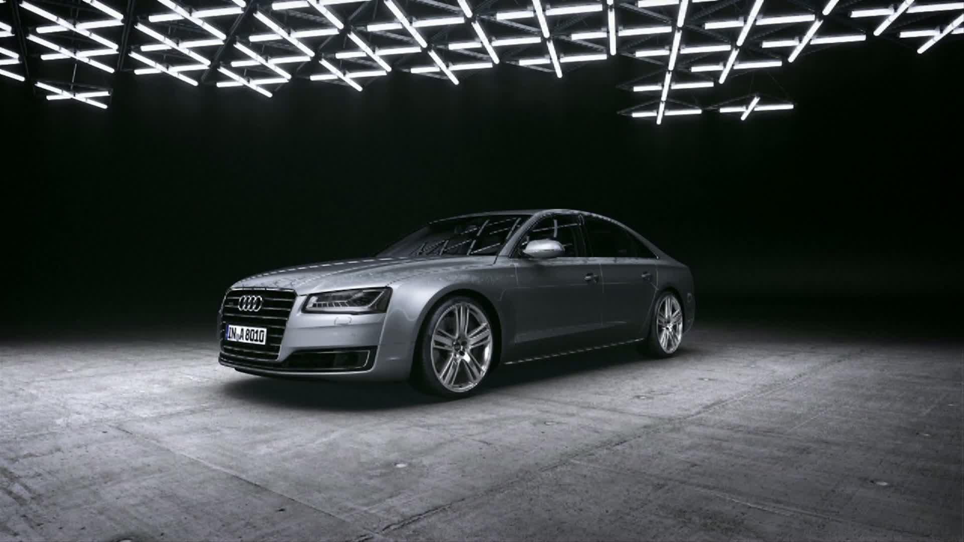 Der Audi Space Frame im neuen Audi A8
