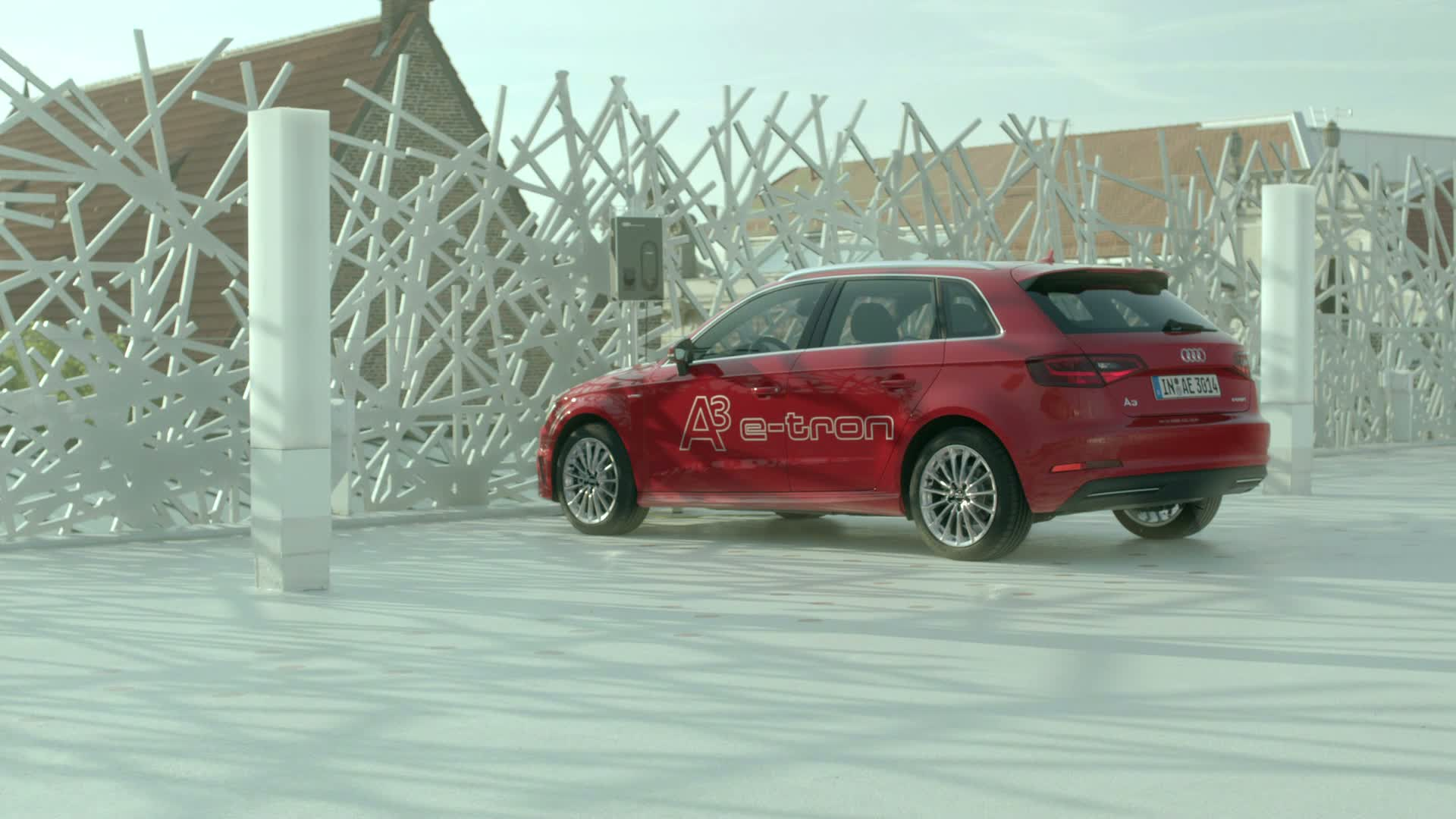 Audi A3 Sportback e-tron