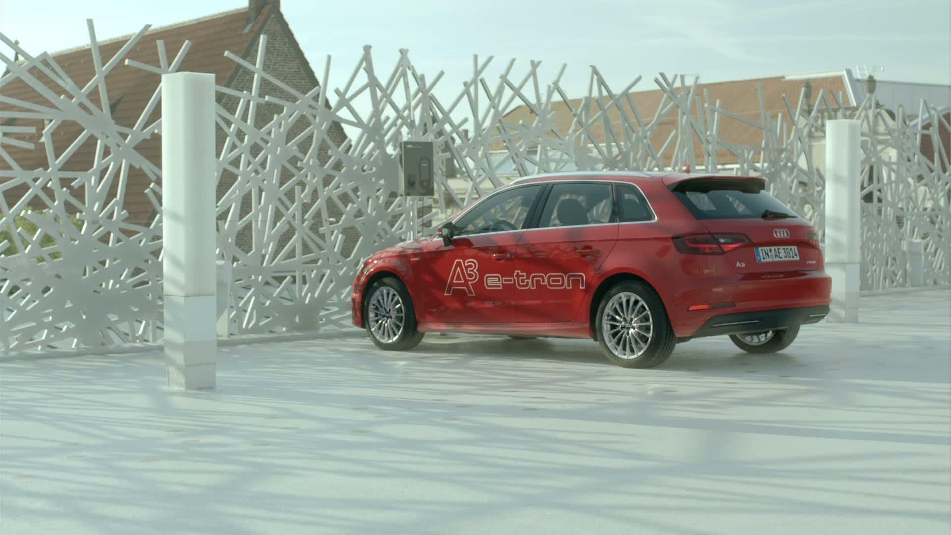 Dialoge Magazin - Audi A3 Sportback e-tron