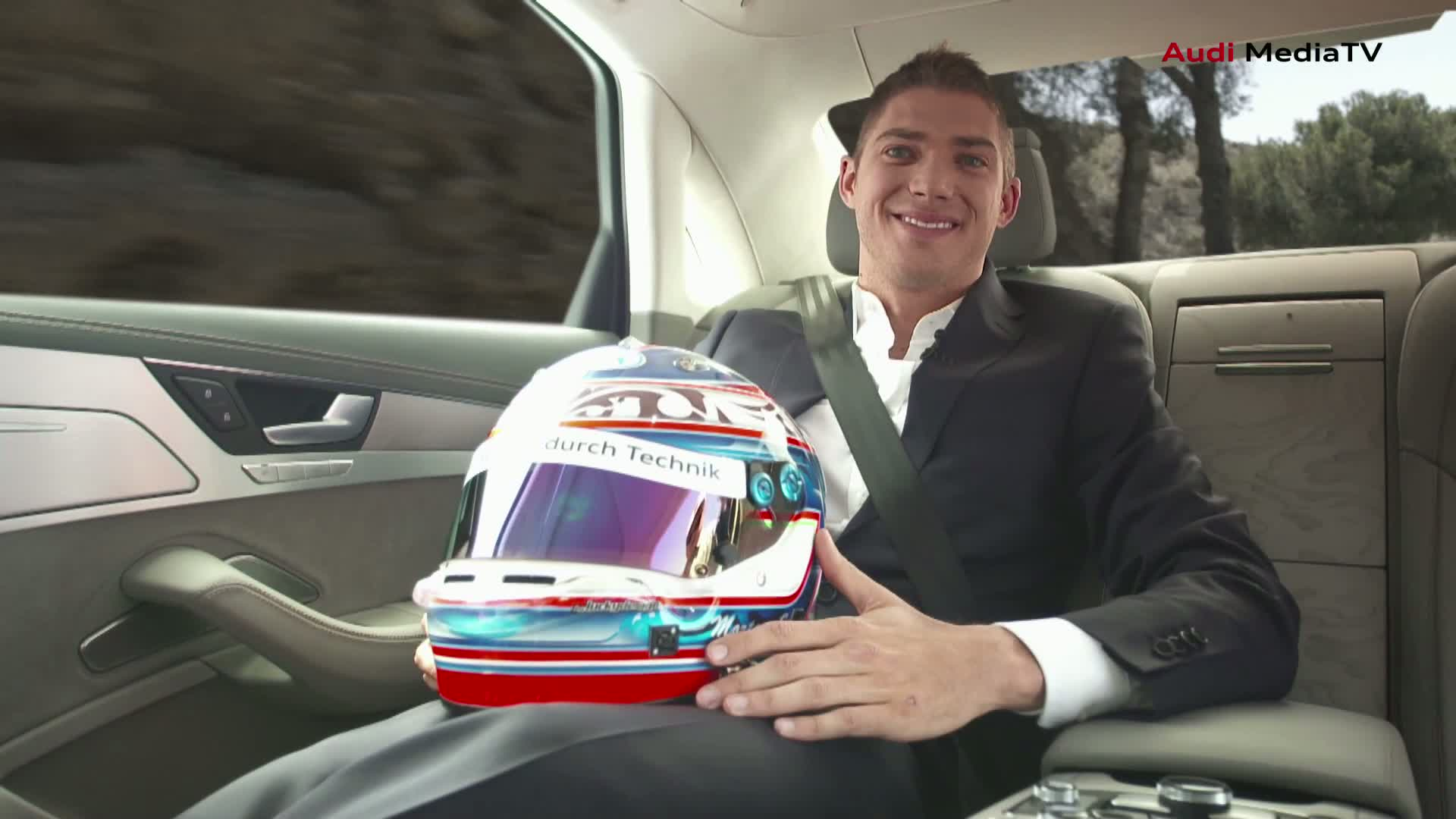 Weltpremiere des neuen Audi A8