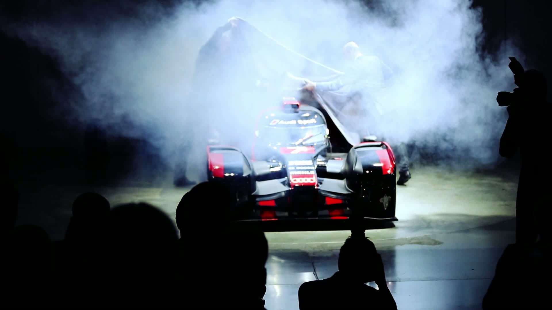 60 Seconds of Audi Sport 105/2015 - WEC, Der neue Audi R18