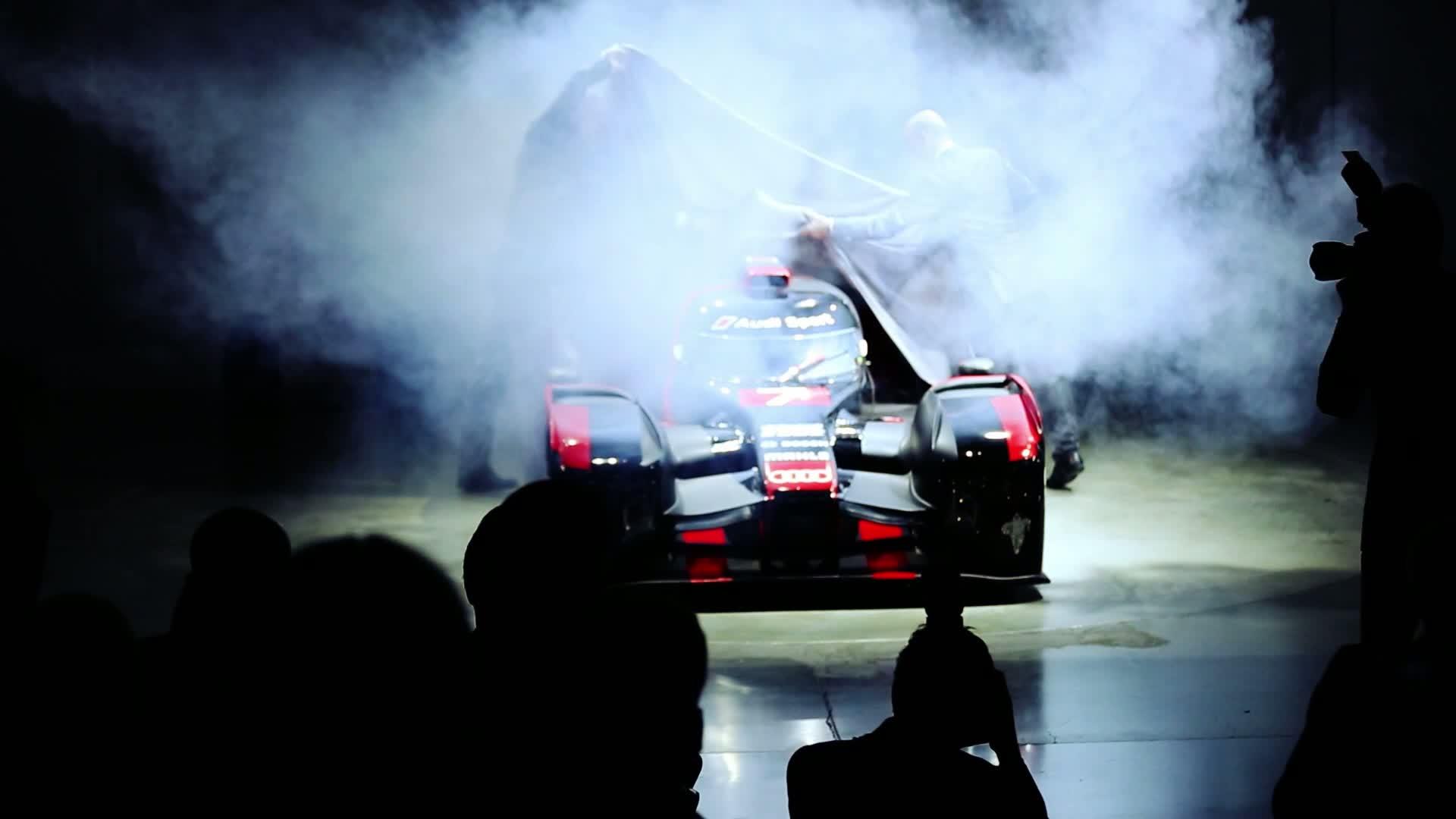 60 Seconds of Audi Sport 105/2015 - WEC, Der neue Audi R18