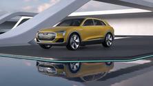 Audi h-tron quattro concept - Animation