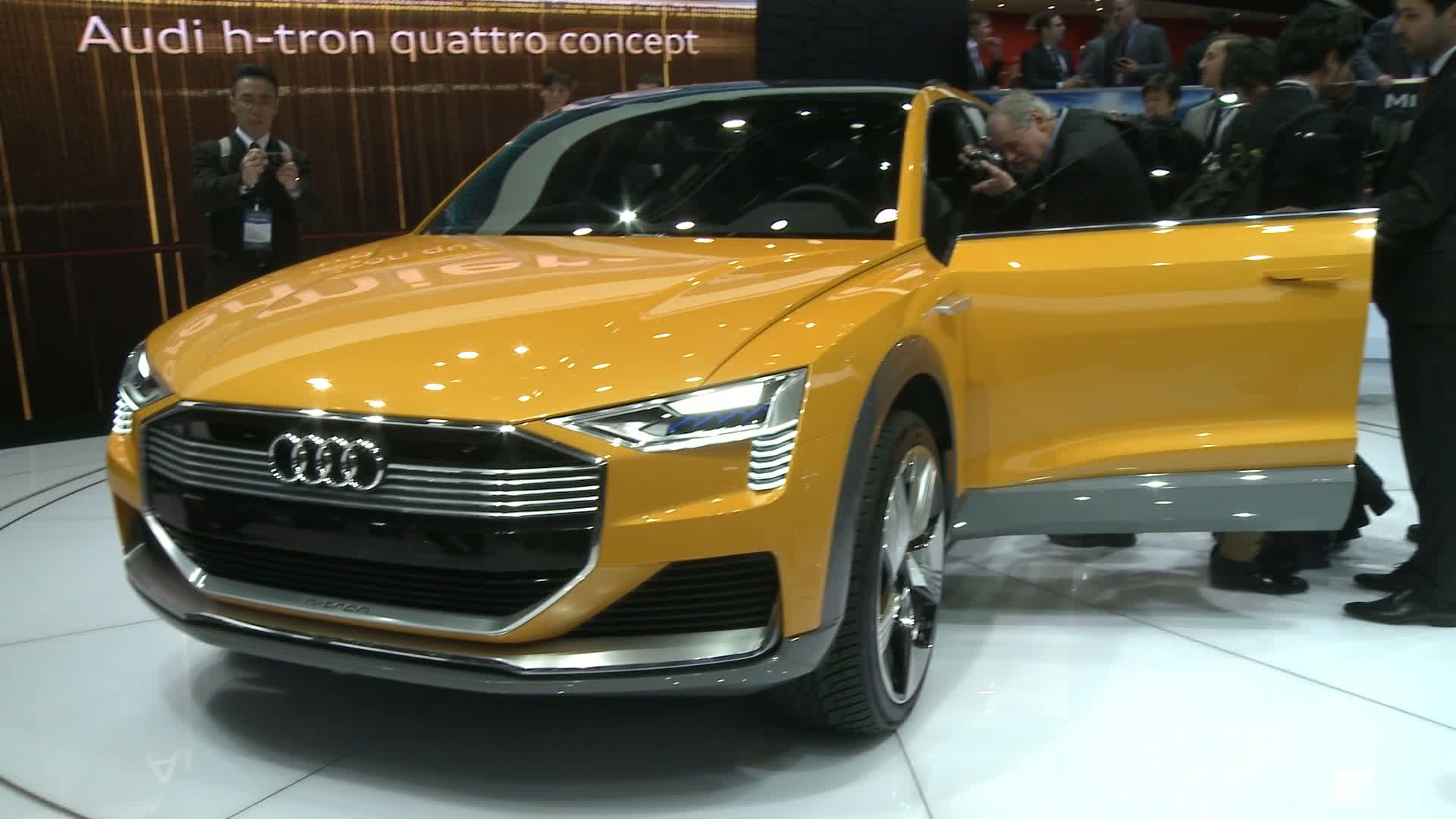 Die Audi-Highlights auf der Detroit Motor Show