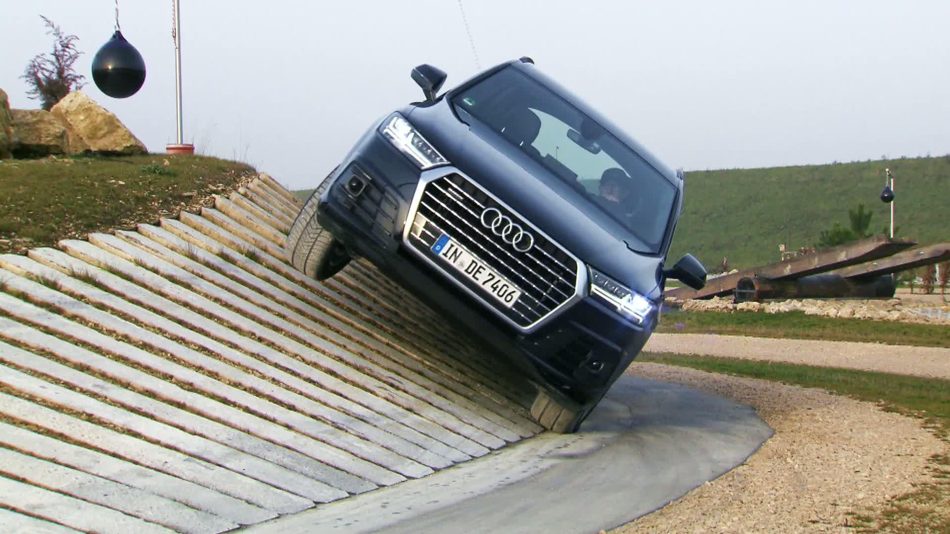 Audi quattro story part 2 - Extreme conditions