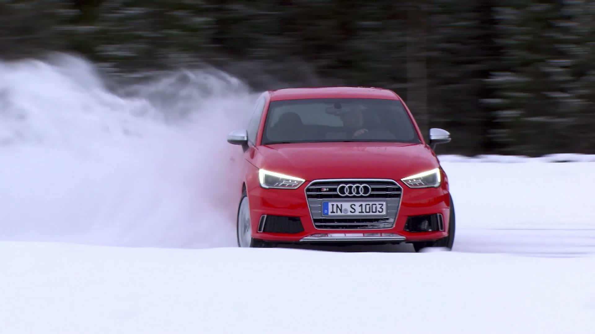Tomorrow at Audi MediaTV - The Audi quattro story part 3