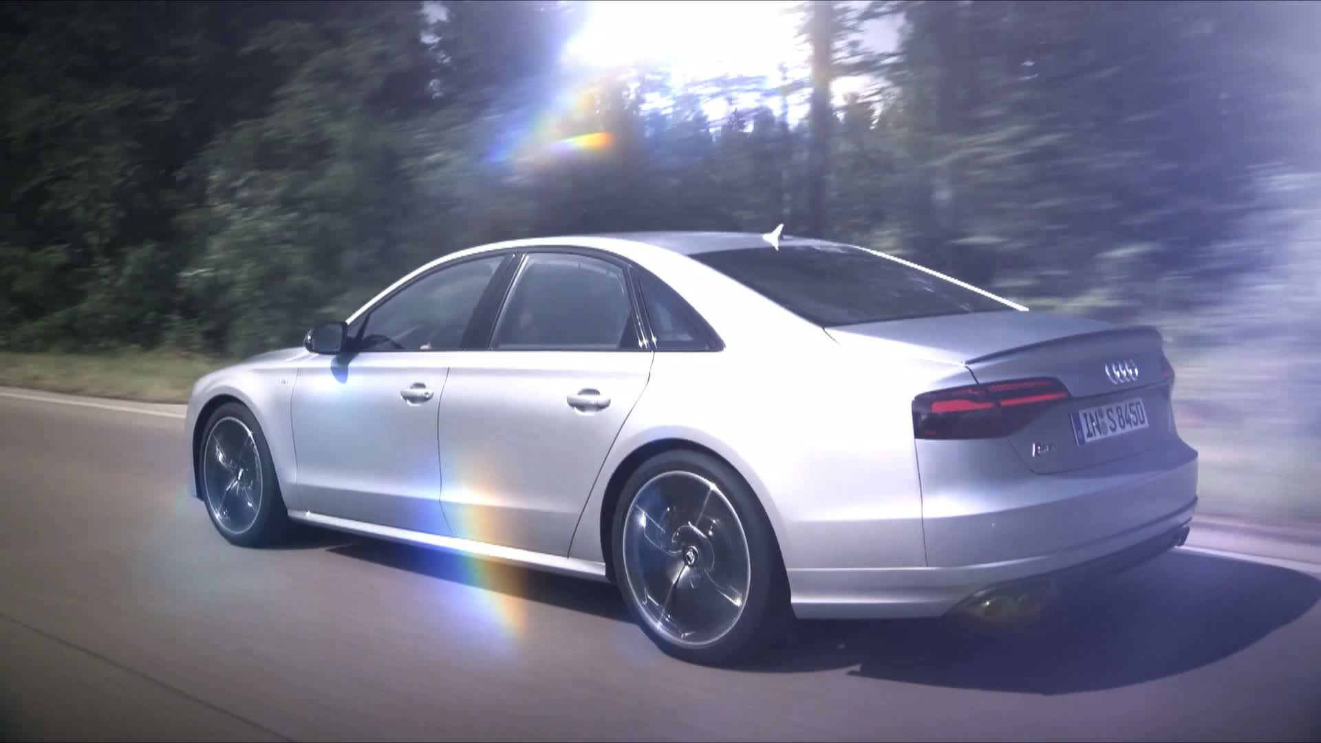 Exclusive road test – The new Audi S8 plus
