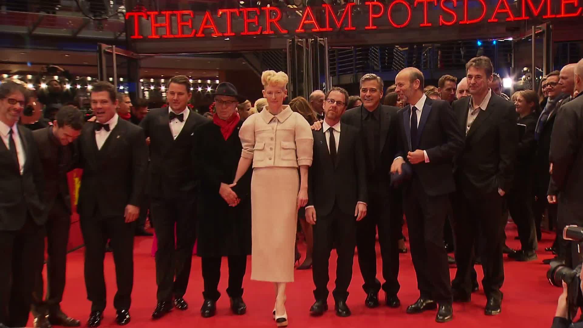 Berlinale - Footage Opening Night 2016