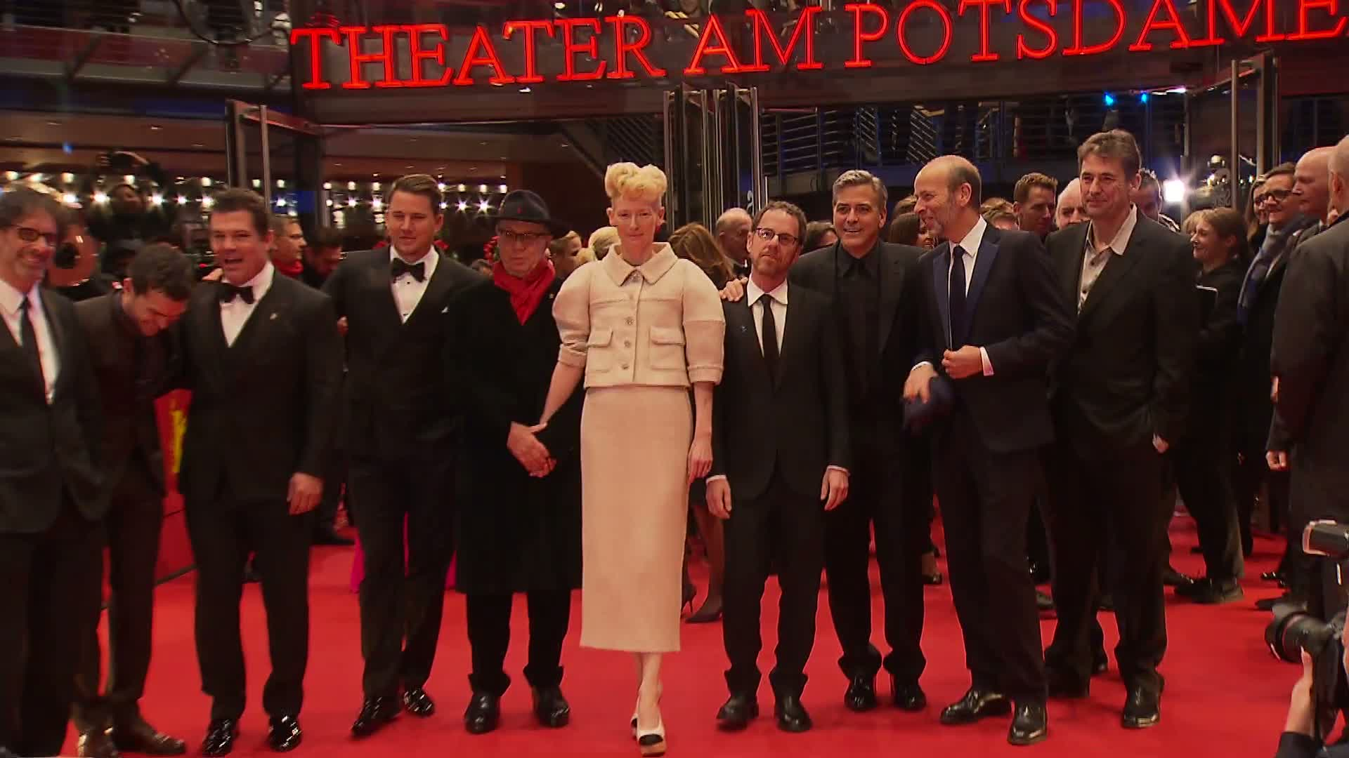Berlinale 2016 - Footage Opening Night