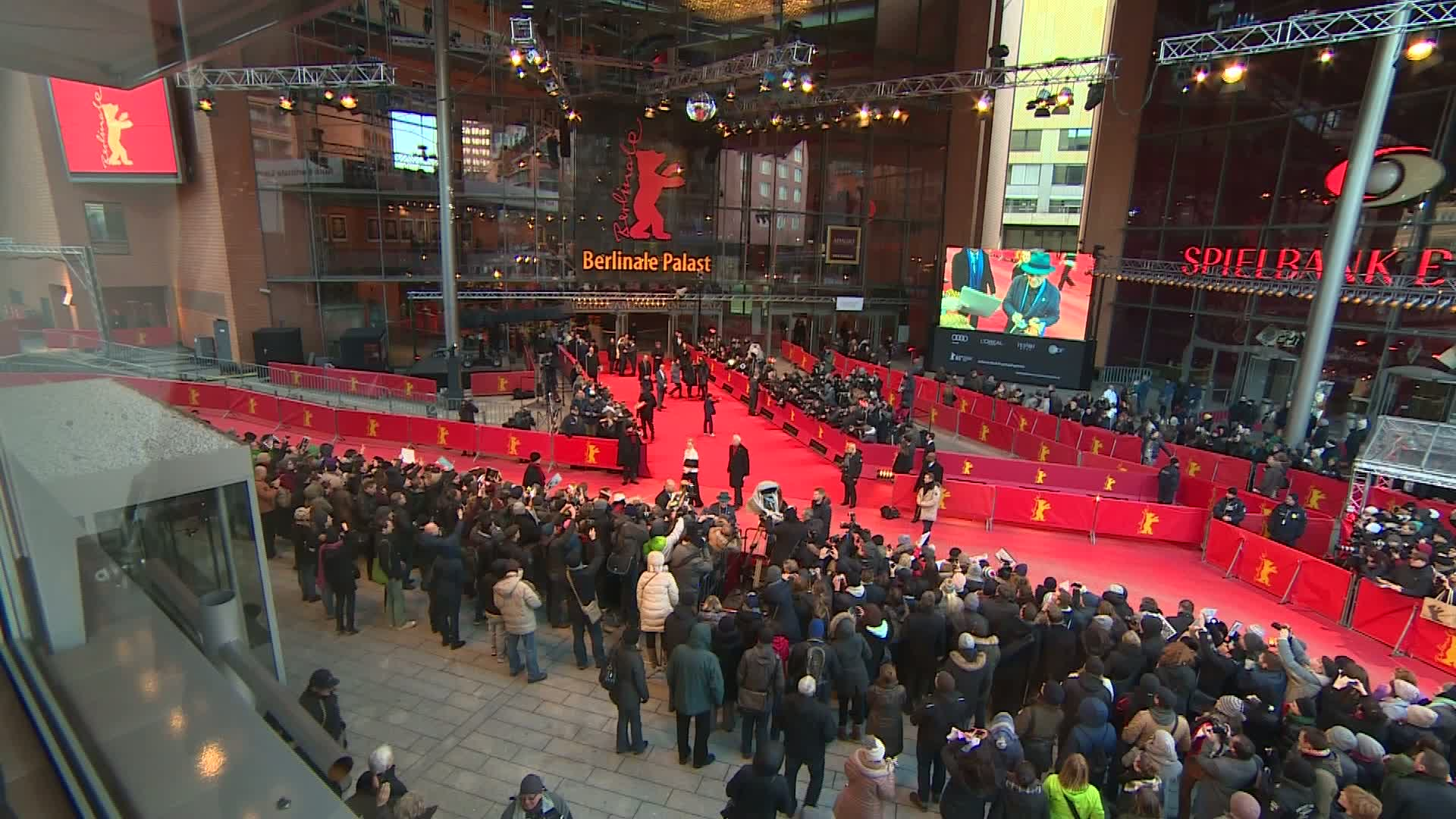 Berlinale 2015: Die Highlights in der Audi Berlinale Lounge