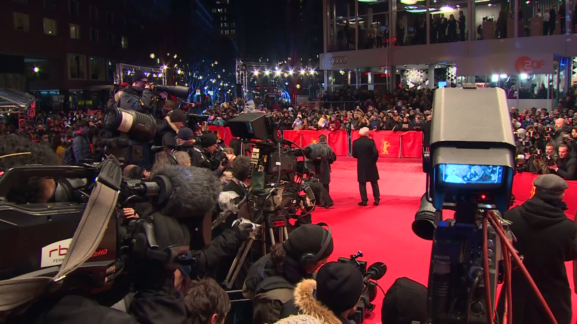 Berlinale 2015: Footage Opening Night
