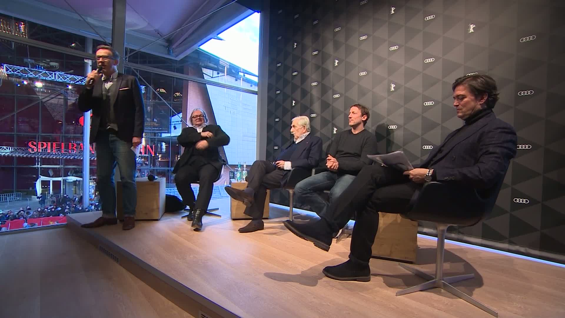 Berlinale 2015: Audi Panel Cars in Films