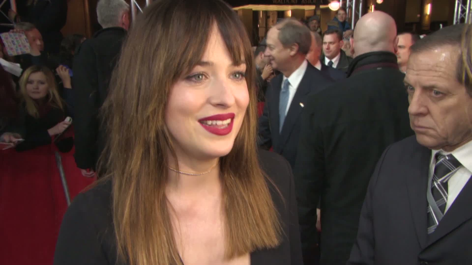 Berlinale 2015: Premiere 50 Shades of Grey
