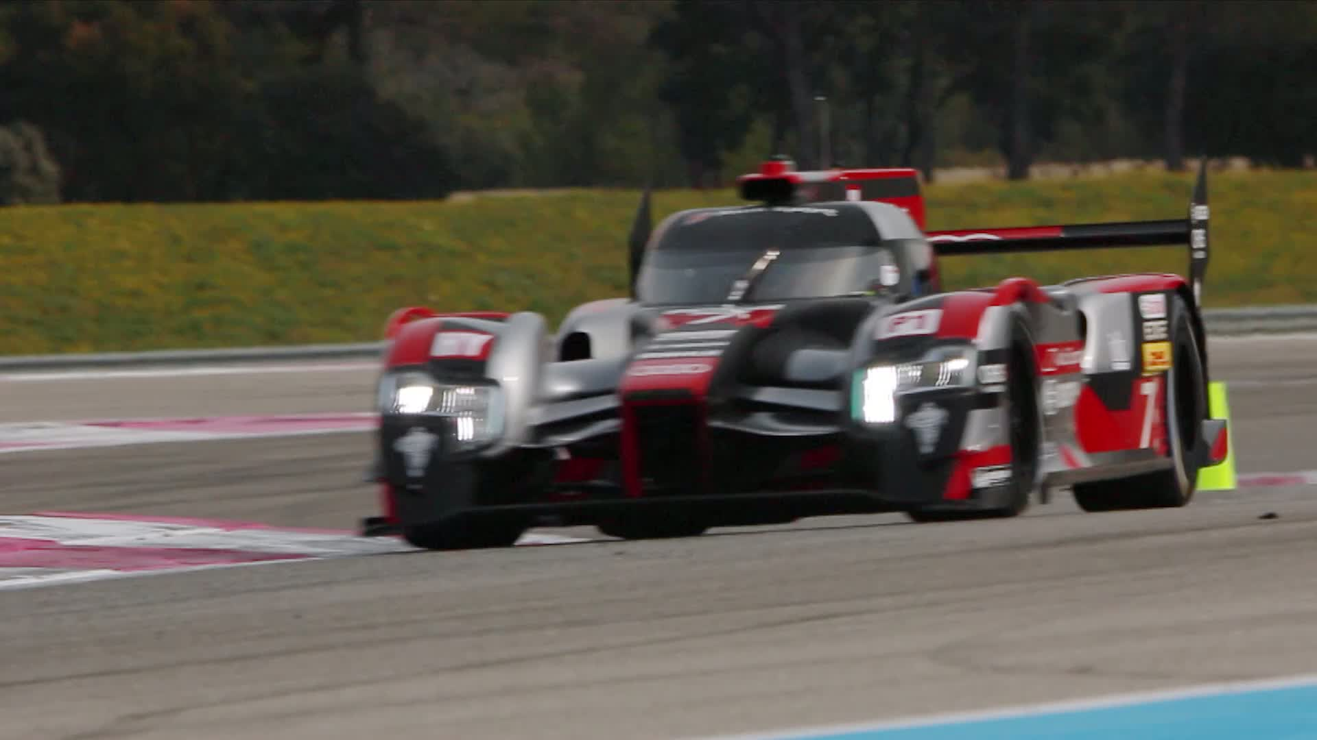 60 Seconds of Audi Sport 2/2016 - WEC, Prolog in Le Castellet