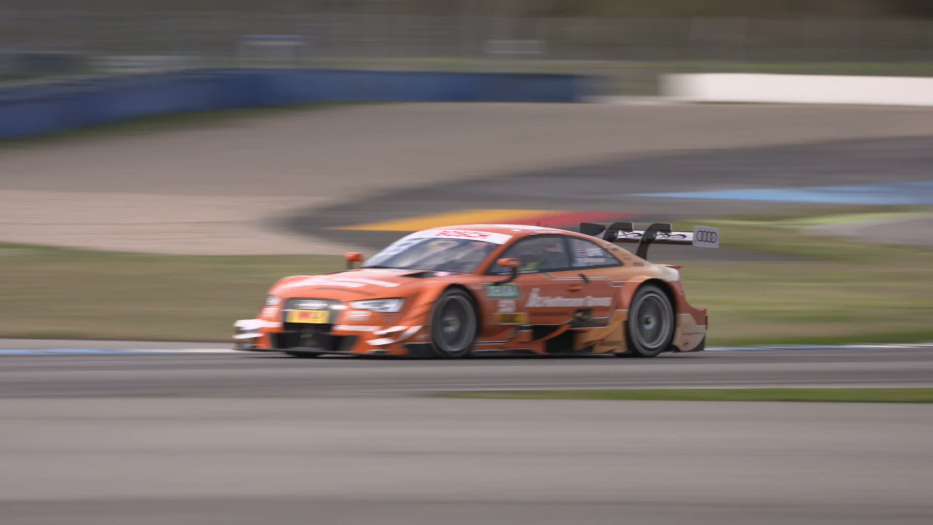 60 Seconds of Audi Sport 3/2016 – DTM Tests Hockenheimring