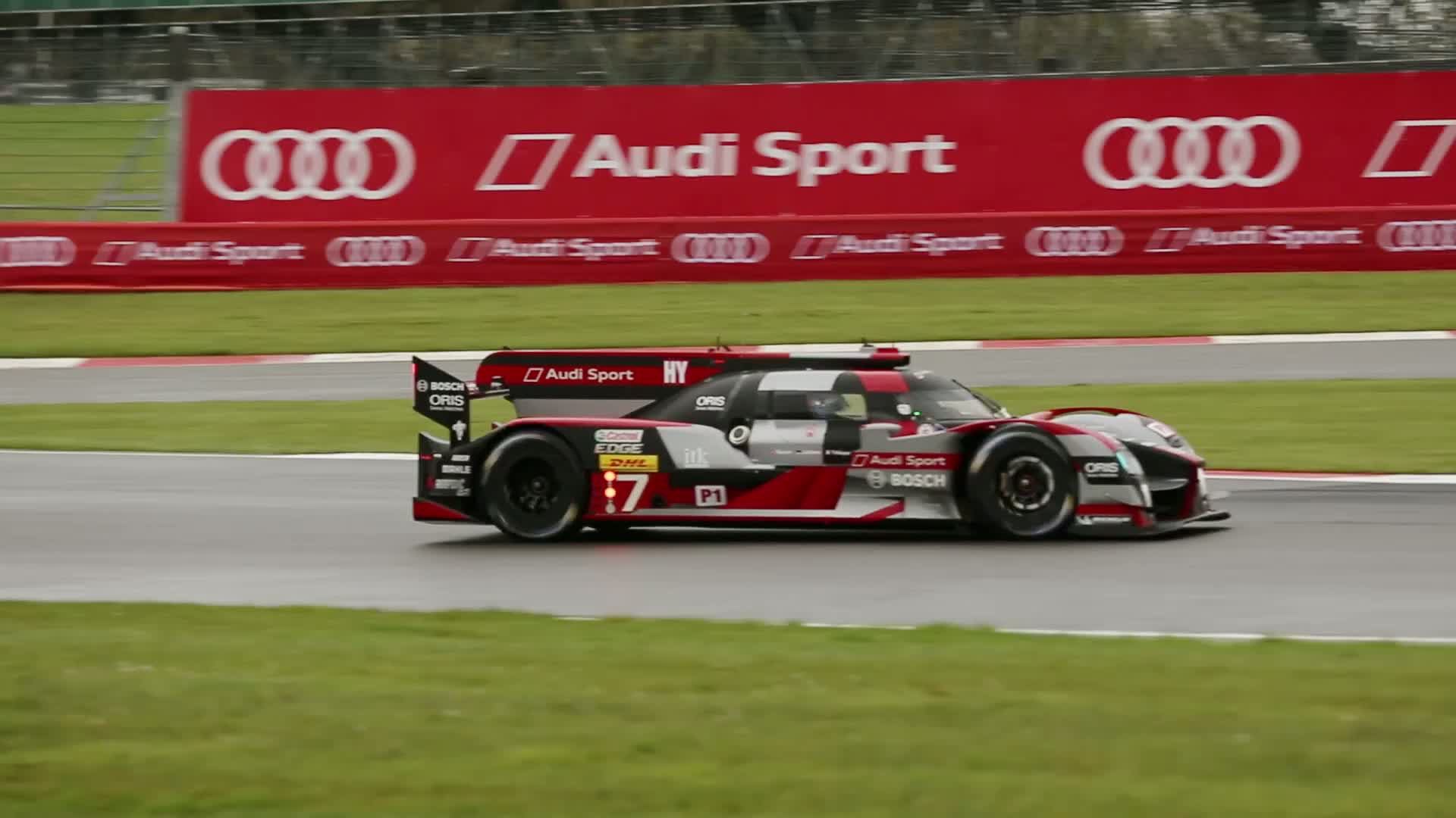 60 Seconds of Audi Sport 6/2016 – WEC Silverstone, Pole-Position