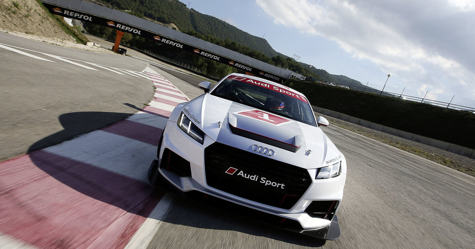 Audi Sport TT Cup - Rennen 11