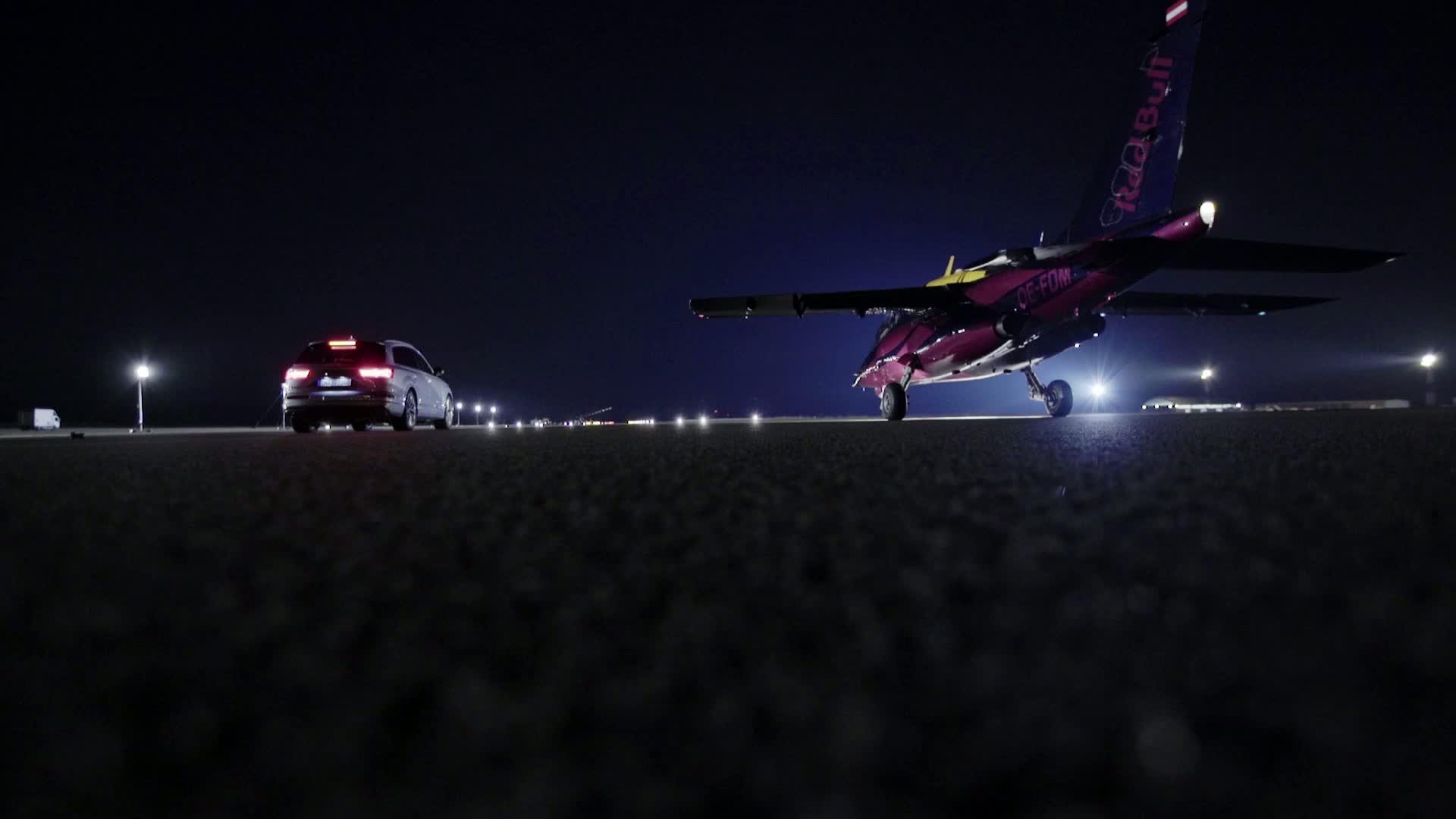 Die Audi SQ7 TDI Challenge