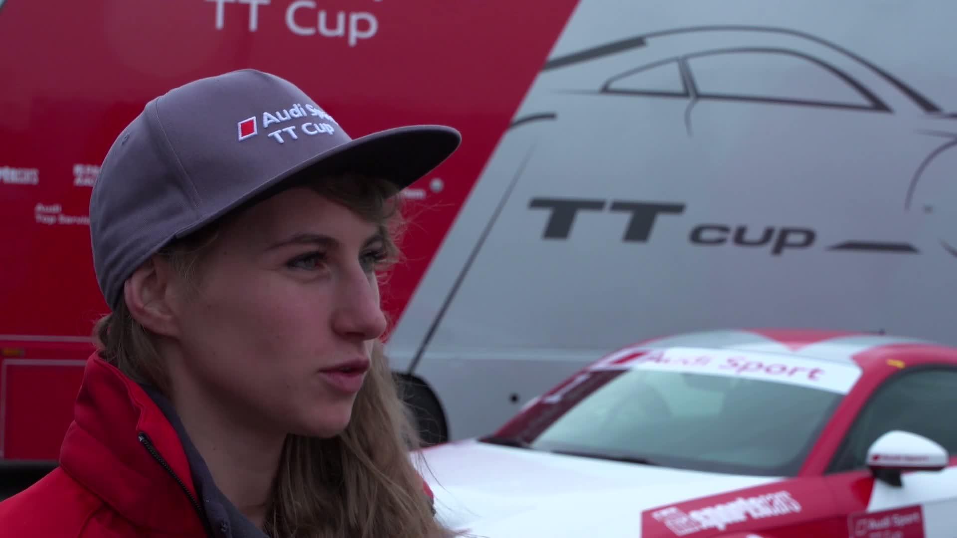 60 Seconds of Audi Sport 7/2016 – Audi Sport TT Cup, Gosia Rdest