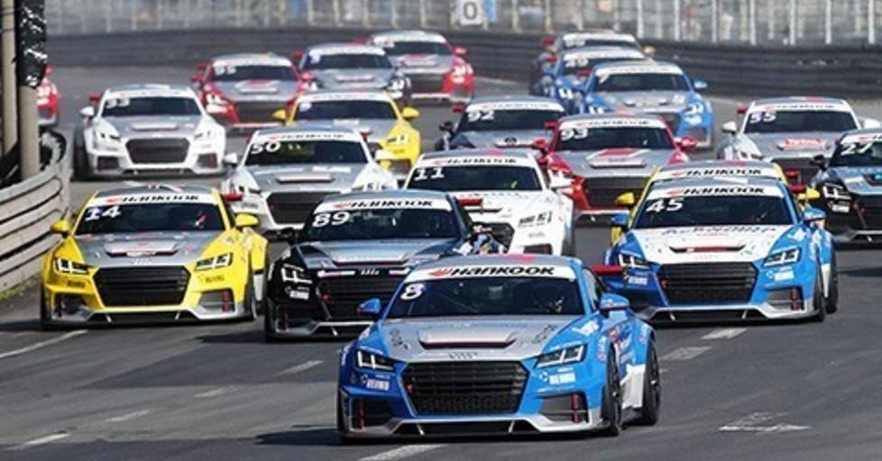 Audi Sport TT Cup - Rennen 12 Budapest