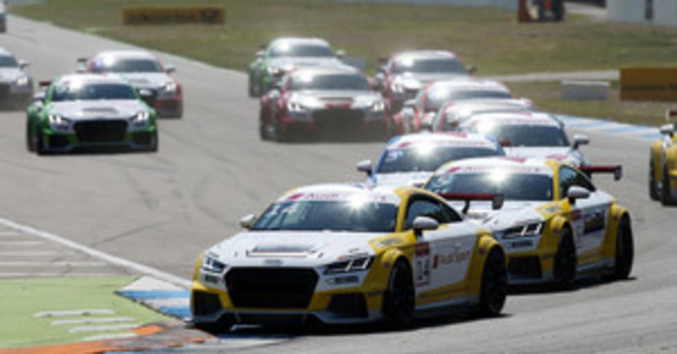 Audi Sport TT Cup - Race 11 Budapest