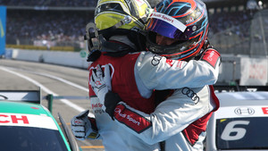 Spectacular DTM season opener at Hockenheim