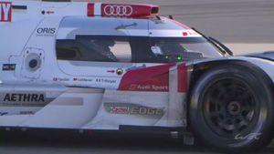 Audi WEC Bahrain 2015 – Footage