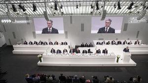 Die 127. Hauptversammlung der AUDI AG