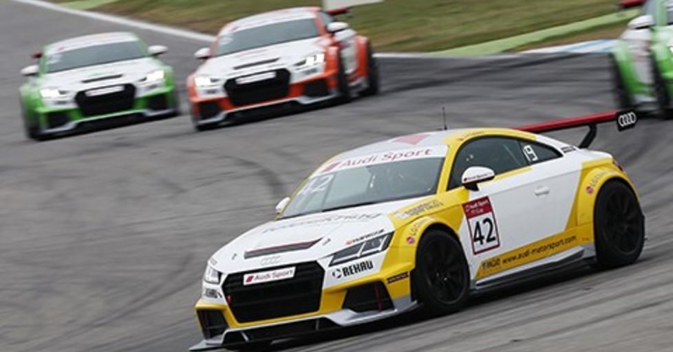 Audi Sport TT Cup - Rennen 9