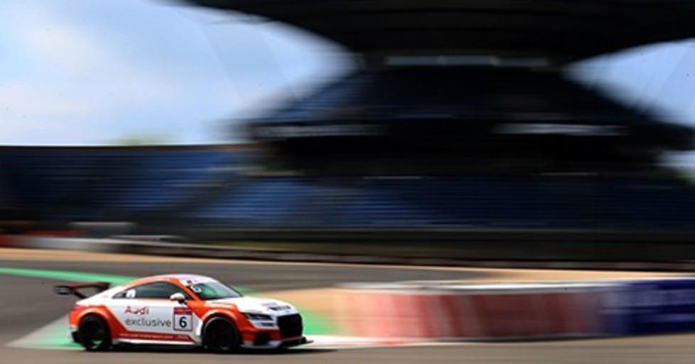 Audi Sport TT Cup - Rennen 10